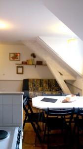 Appartement de location - salles de réception