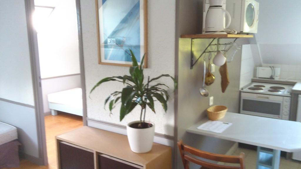 Appartement face à la mer – 2/4 personnes