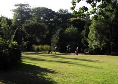 Le parc du Domaine de Keravel