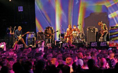Repos mérité au Domaine de Keravel pendant ou après Art Rock 2017