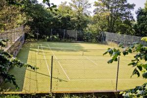 terrain de tennis gîtes bretagne