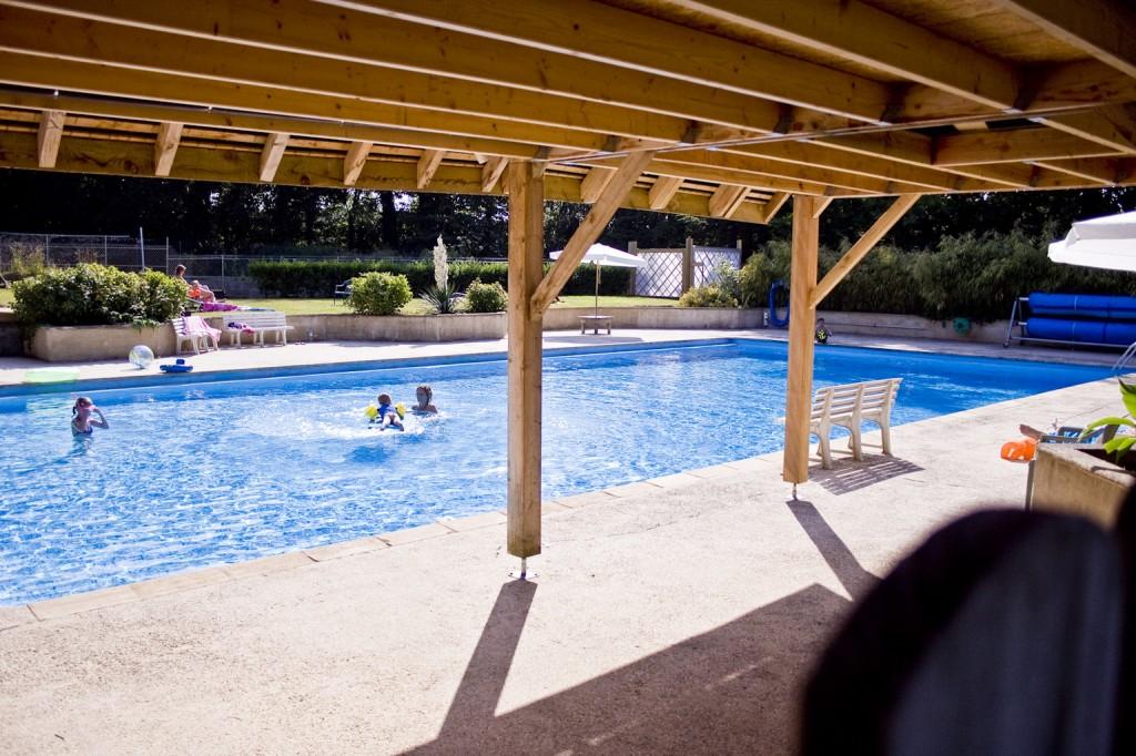 Equipement du Domaine : La piscine, le tennis, …
