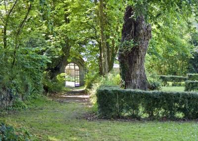 Le parc du Domaine de Keravel 82-2