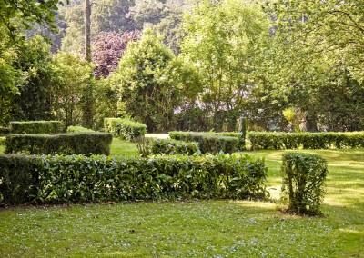 Le parc du Domaine de Keravel vergé 2