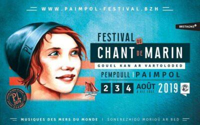 Vous cherchez un hébergement pour le festival du Chant de Marin à Paimpol ?