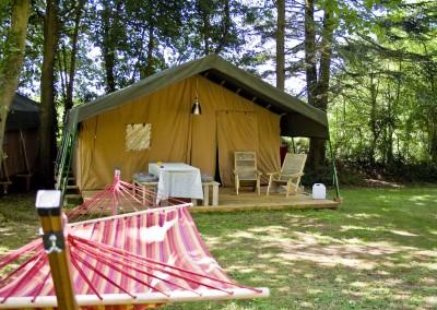 Les tentes du Domaine de Keravel - salles de réception